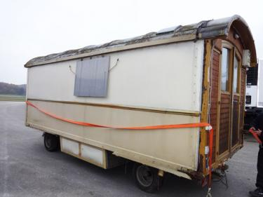 sonstige other zirkus schaustellerwohnwagen wohnmobil. Black Bedroom Furniture Sets. Home Design Ideas