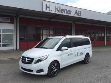 mercedes benz v klasse bluetec 250edition 1 kastenwagen. Black Bedroom Furniture Sets. Home Design Ideas