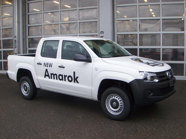 volkswagen vw amarok dc basis 4motion pick up. Black Bedroom Furniture Sets. Home Design Ideas