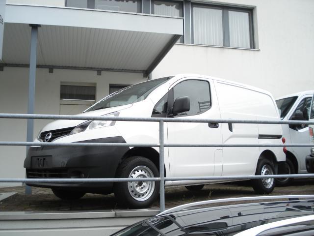 Nissan Note Occasion >> NISSAN NV200 1.5d Comfort (Kasten) | Nissan ...