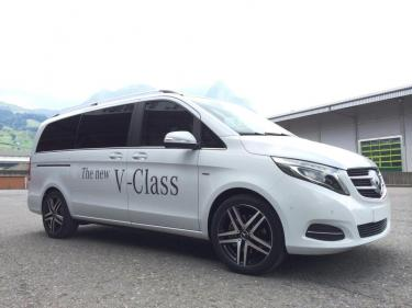 mercedes benz v klasse bluetec 250edition 1 kastenwagen verglast nutzfahrzeuge. Black Bedroom Furniture Sets. Home Design Ideas